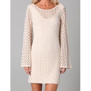 NWT! Free People Lace Boho Dress Size Medium